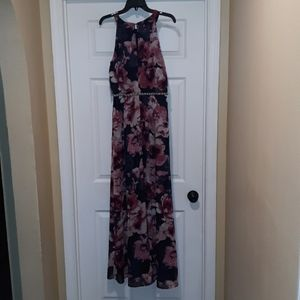 SLNY sleeveless maxi dress Sz 10